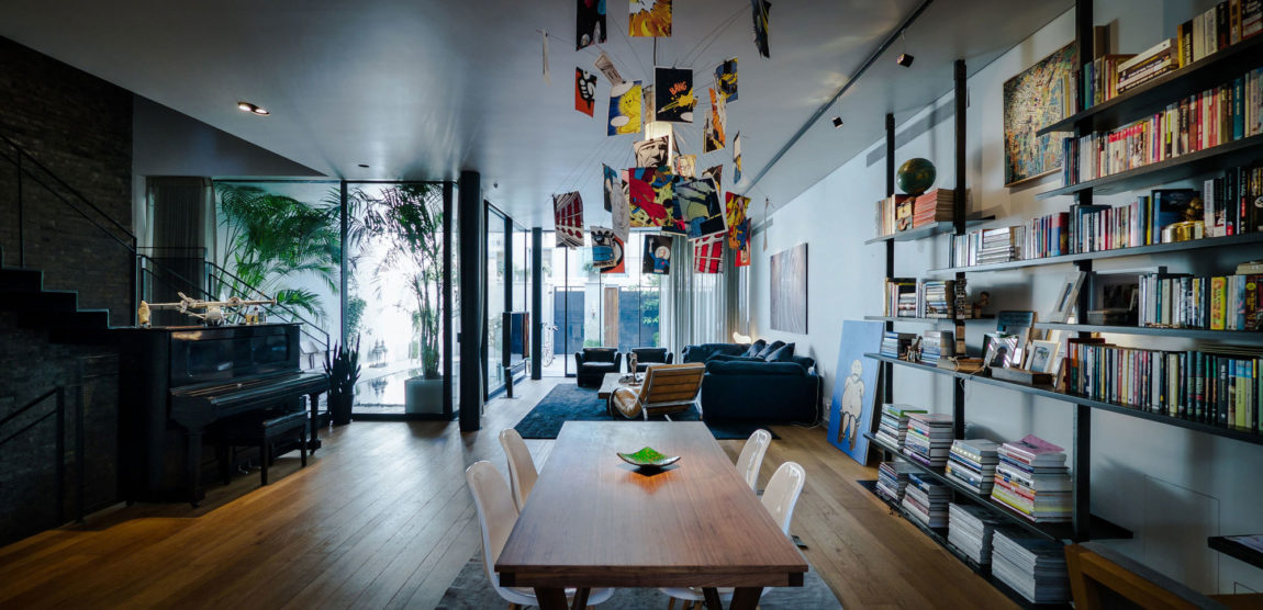 V House by Paz Gersh Architects (7)