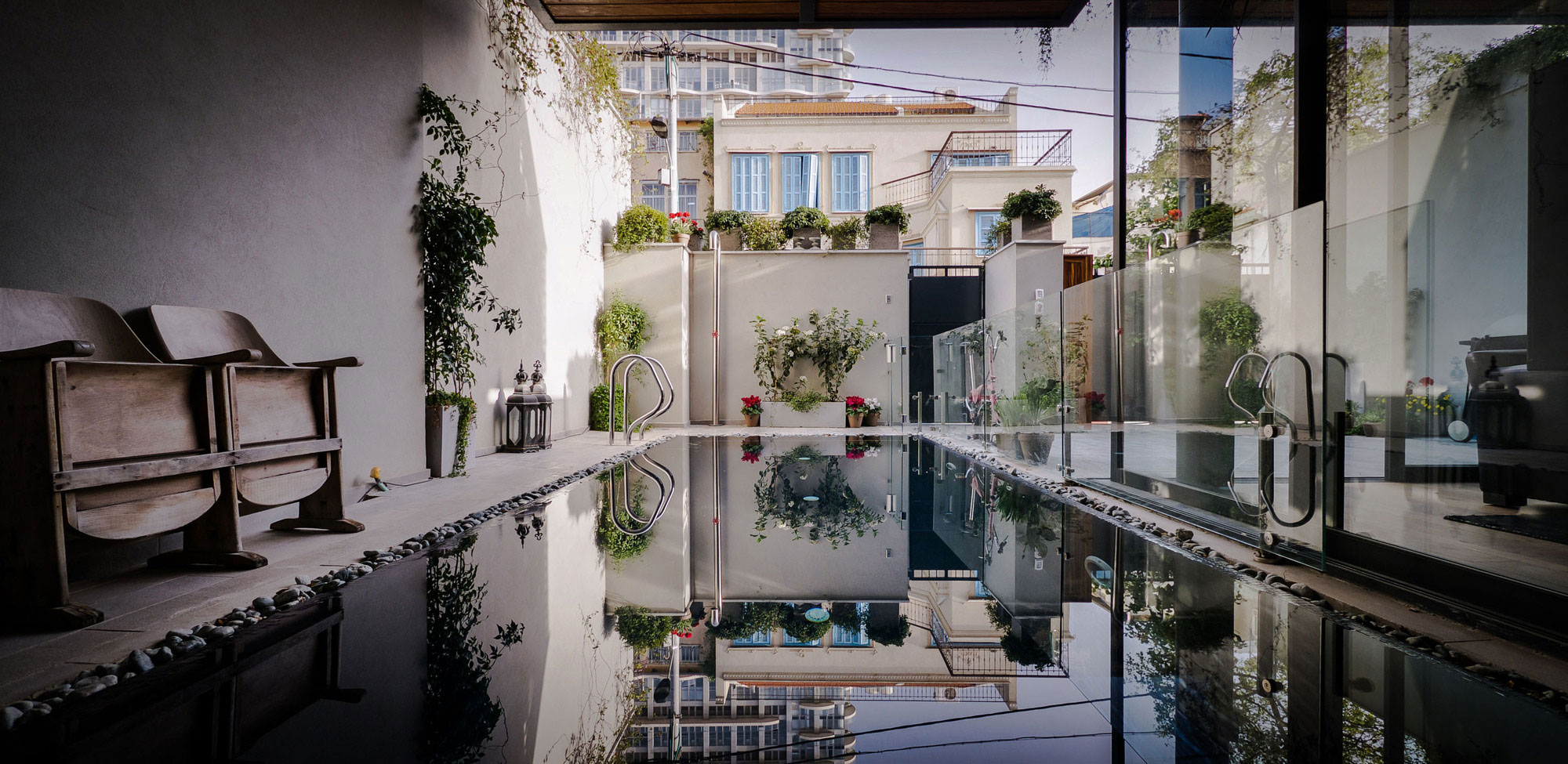 V House by Paz Gersh Architects