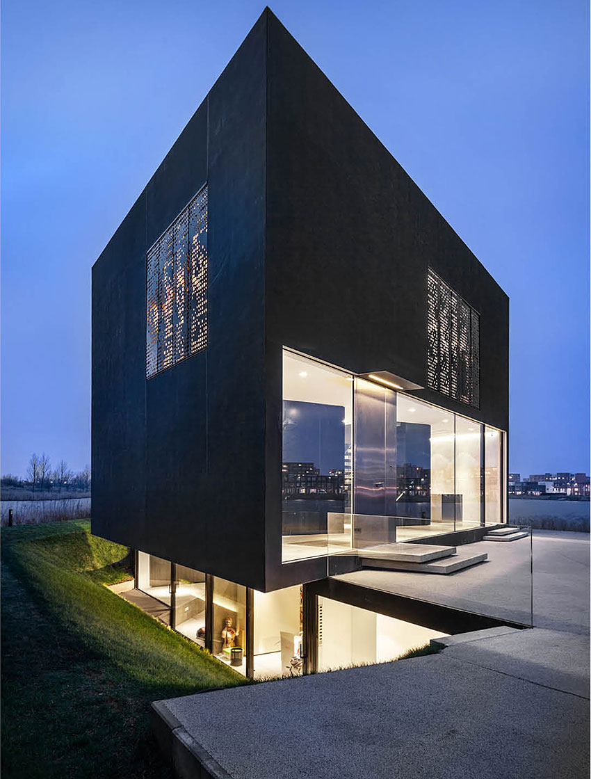 Villa Kavel 1 by Studioninedots (16)