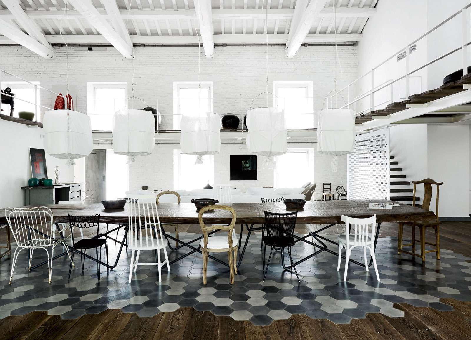 Renovation in umbria by paola navone a renovation in umbria by paola navone dailygadgetfo Choice Image