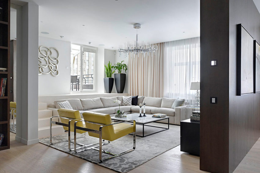 Apartment on Alexander Nevsky St by Alexandra Fedorova (1)