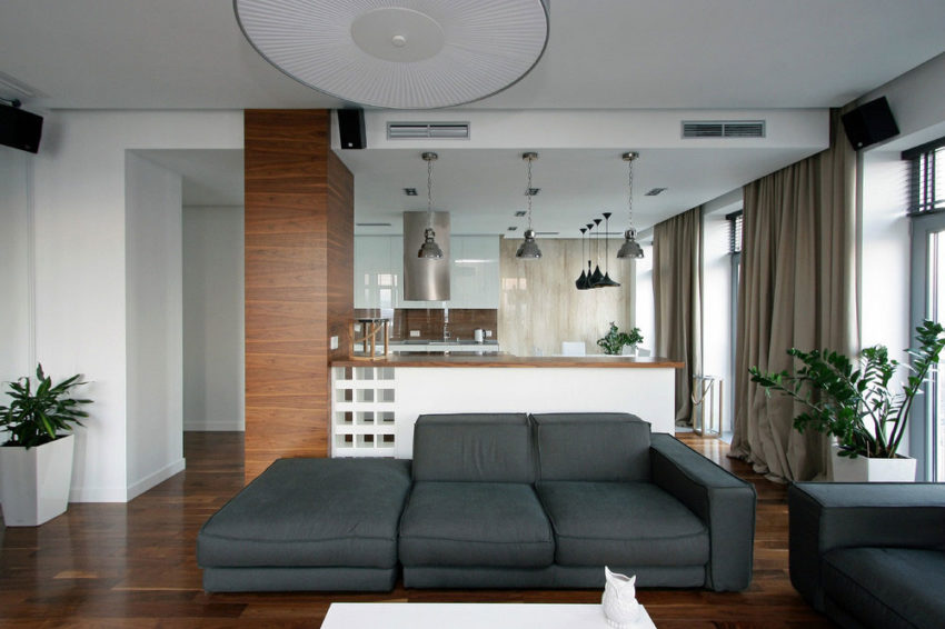 Apartment with View of the River by SVOYA Studio (3)