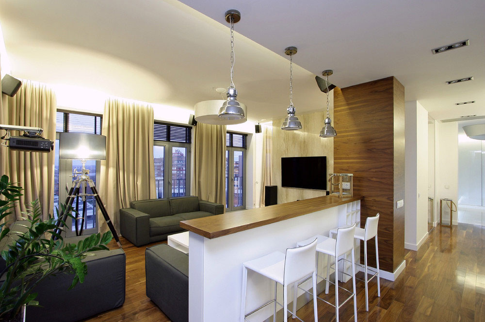 Apartment with View of the River by SVOYA Studio (4)