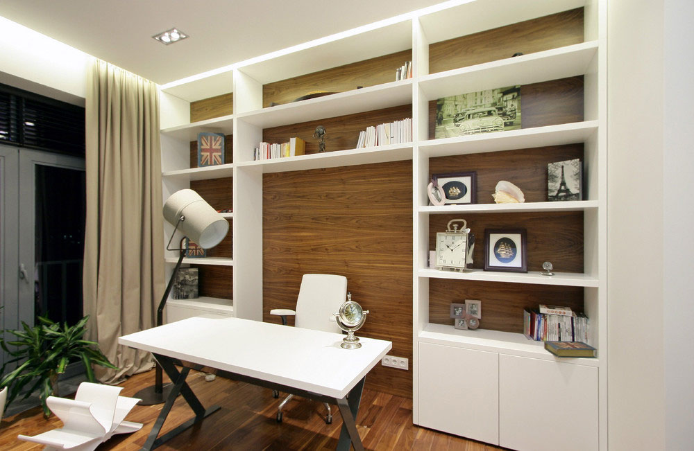 Apartment with View of the River by SVOYA Studio (19)