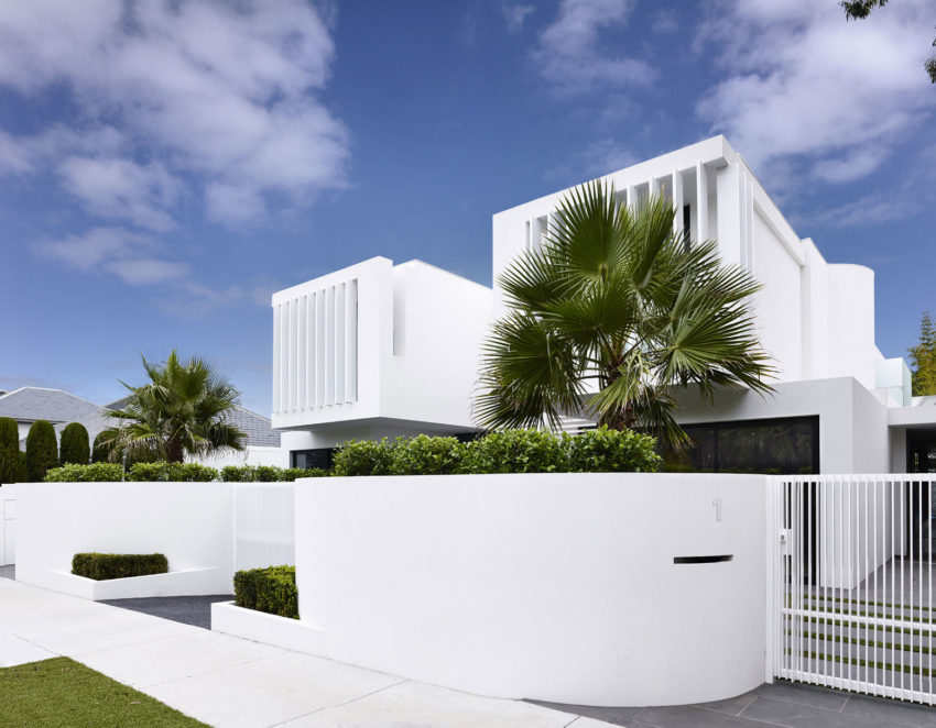 Brighton Townhouses by Martin Friedrich Architects (1)