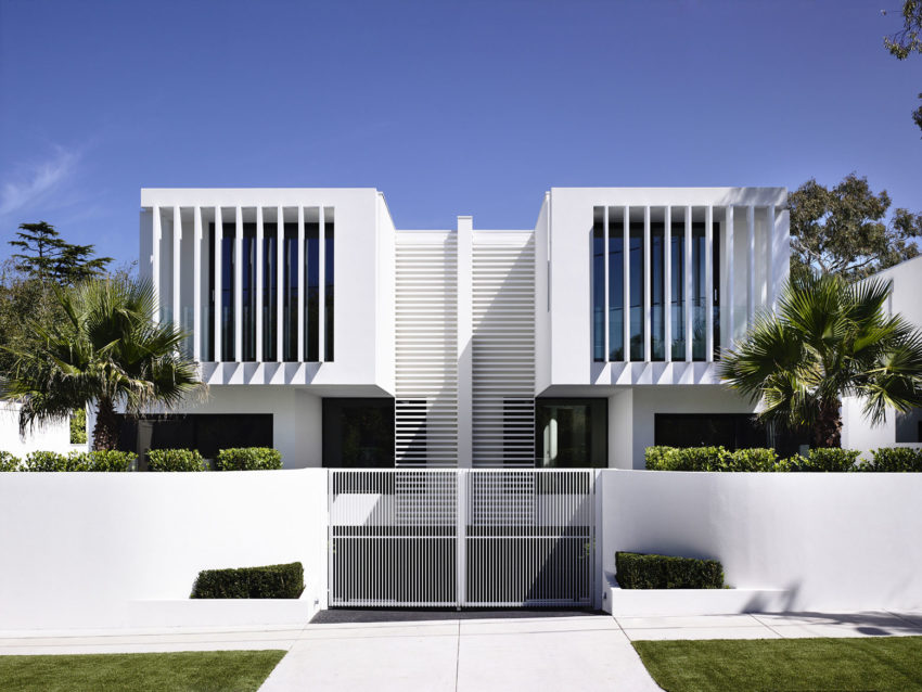 Brighton Townhouses by Martin Friedrich Architects (2)