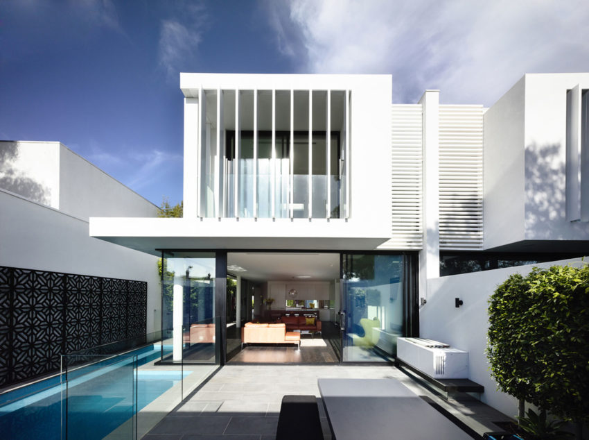 Brighton Townhouses by Martin Friedrich Architects (6)