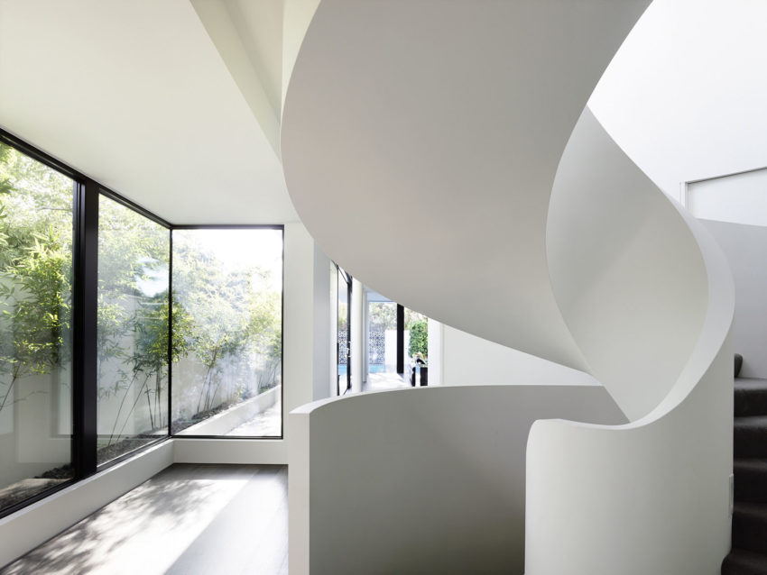 Brighton Townhouses by Martin Friedrich Architects (15)
