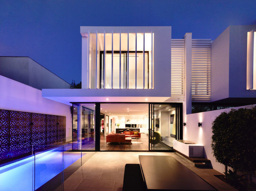 Brighton Townhouses by Martin Friedrich Architects (23)