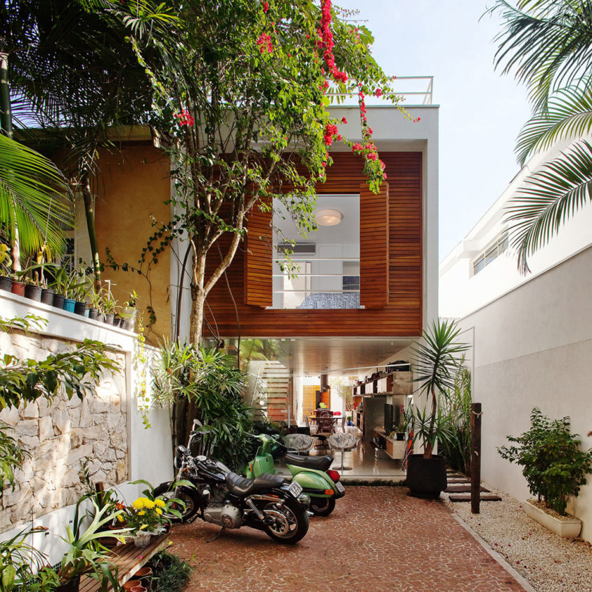 Brooklin House by Galeria Arquitetos (2)