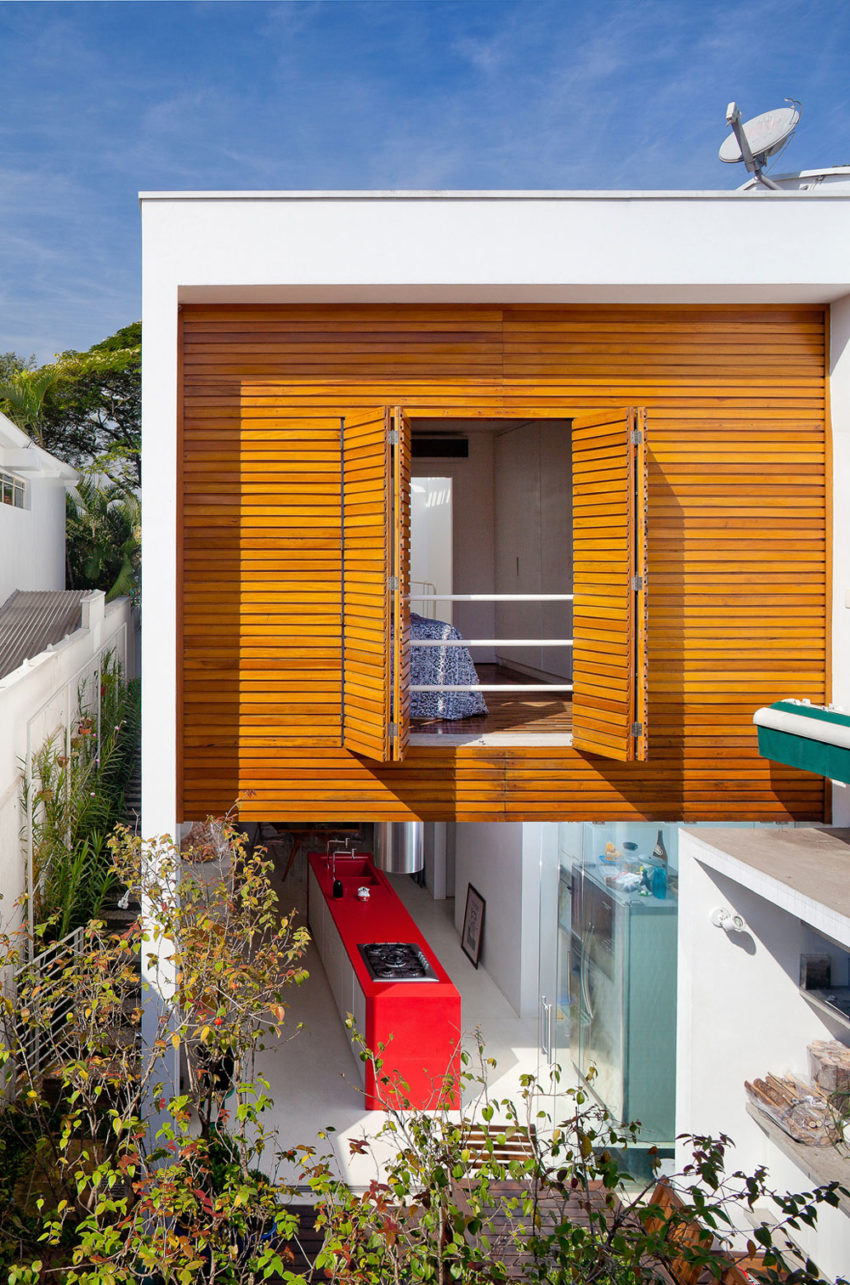 Brooklin House by Galeria Arquitetos (3)