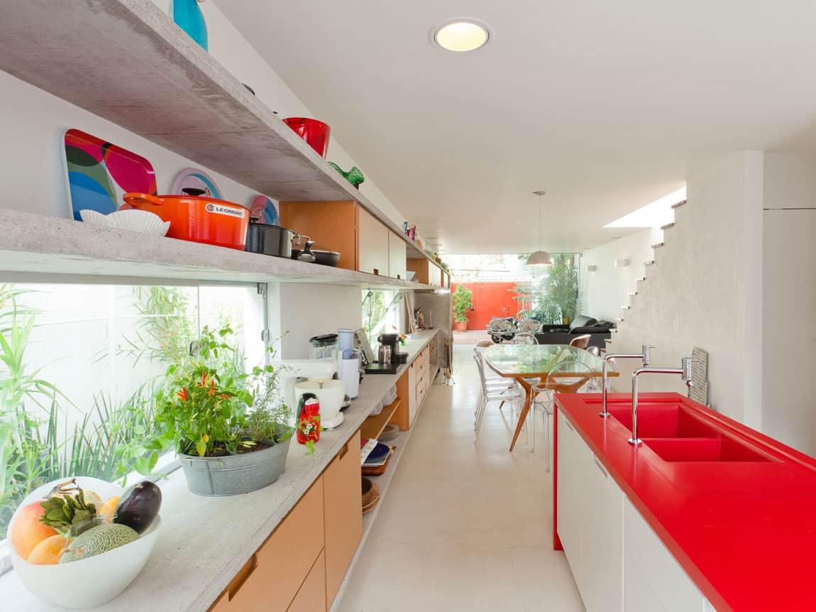 Brooklin House by Galeria Arquitetos (9)