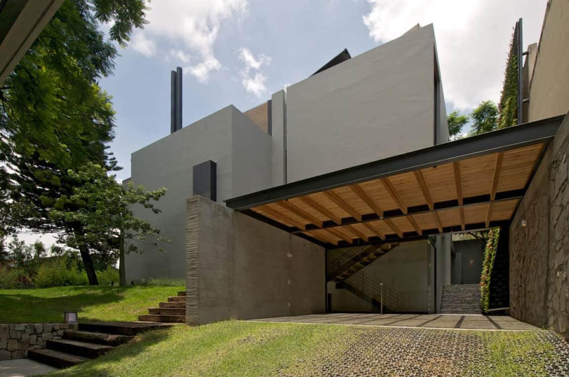 Casa Jacarandas by Hernandez Silva Arquitectos (1)
