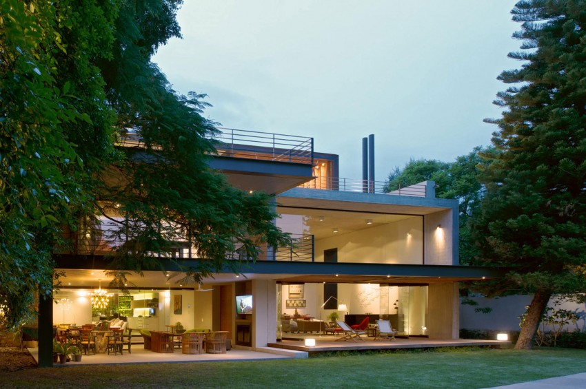 Casa Jacarandas by Hernandez Silva Arquitectos (17)