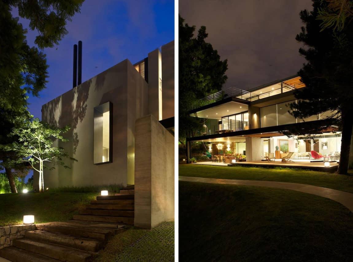 Casa Jacarandas by Hernandez Silva Arquitectos (18)