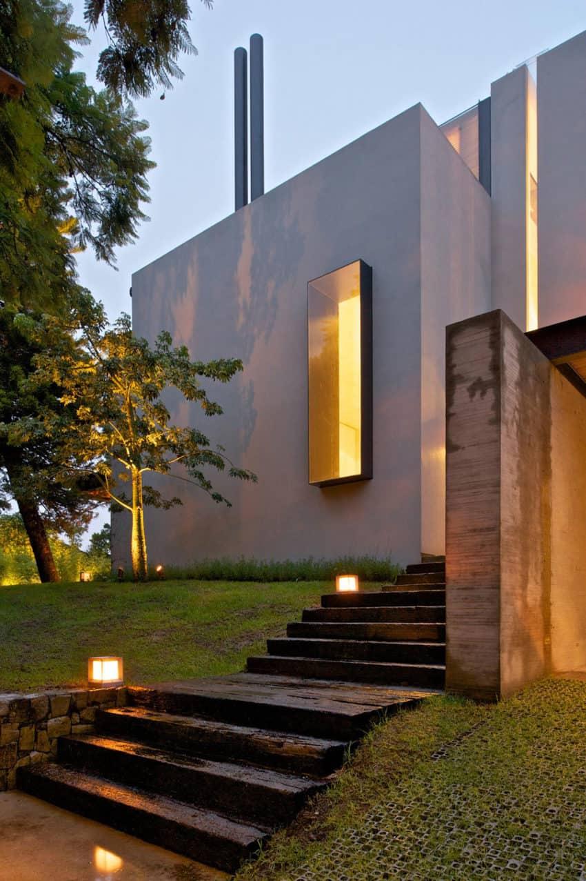Casa Jacarandas by Hernandez Silva Arquitectos (19)