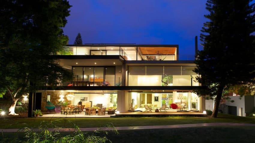Casa Jacarandas by Hernandez Silva Arquitectos (20)