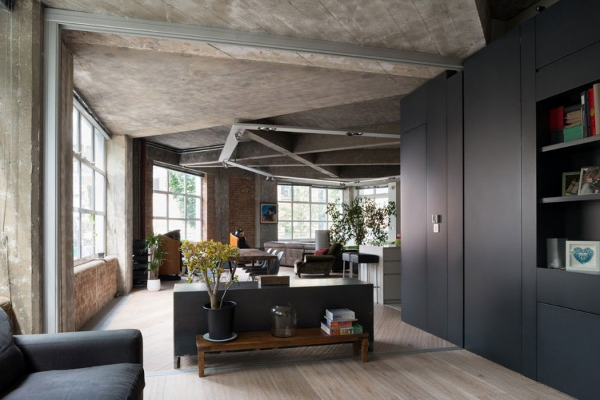 Clerkenwell Loft by Inside Out Architecture (1)