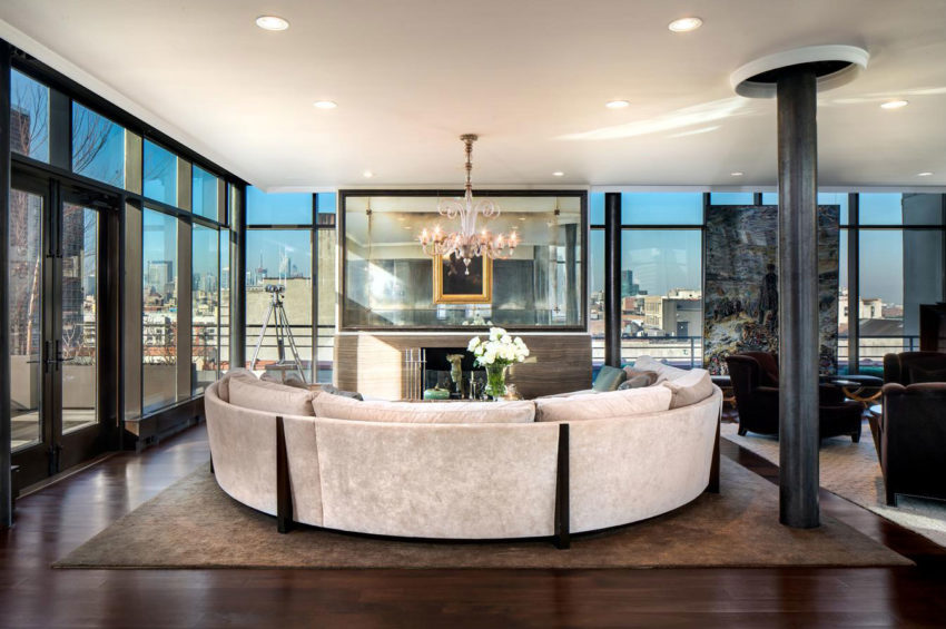 Duplex Penthouse Downtown (4)
