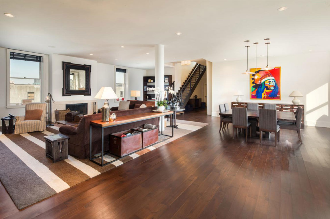 Duplex Penthouse Downtown (6)
