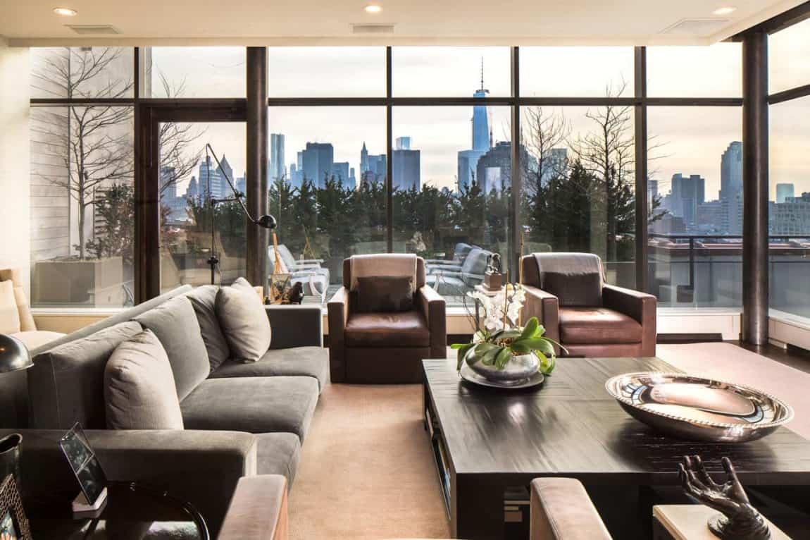 Duplex Penthouse Downtown (8)