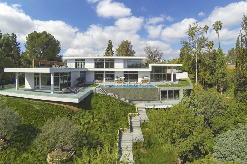 Home on Holmby Hills by Quinn Architects (1)
