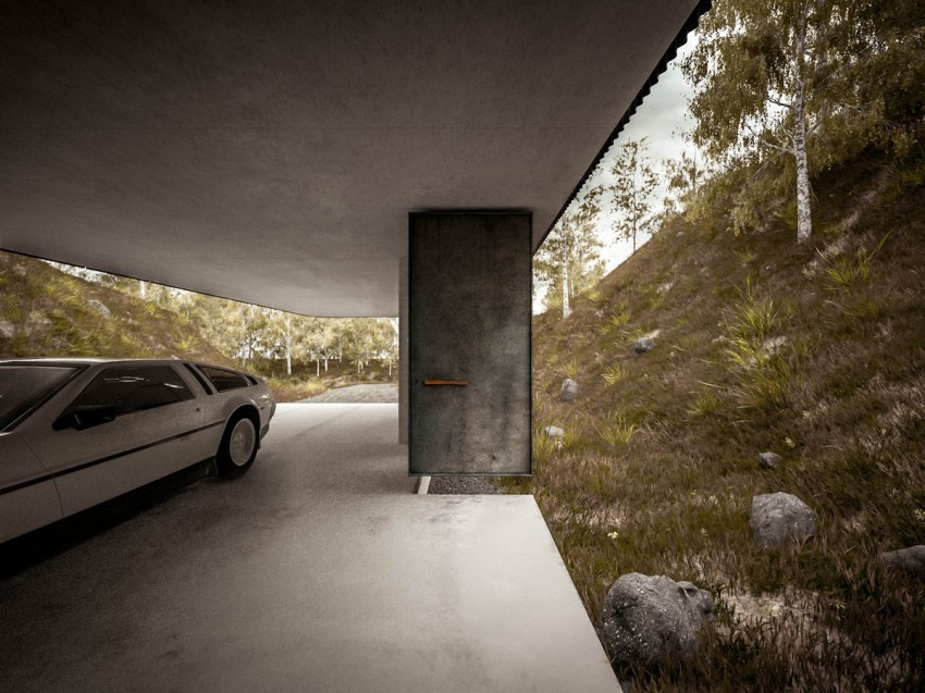 House for a Photographer by Hyde+Hyde Architects (4)