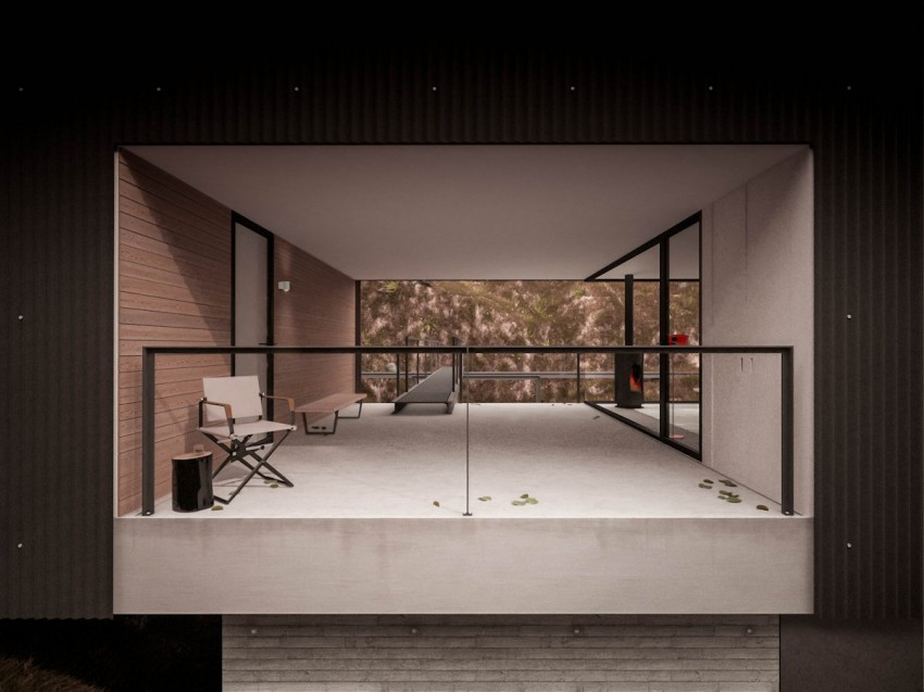 House for a Photographer by Hyde+Hyde Architects (7)