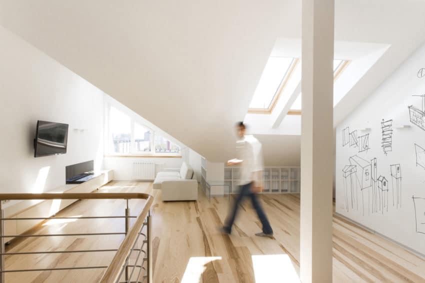 Loft Apartment by Ruetemple (5)