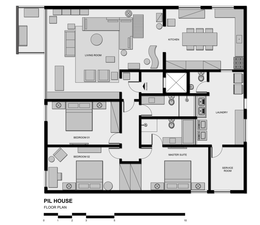 PIL House by Studio Guilherme Torres (18)