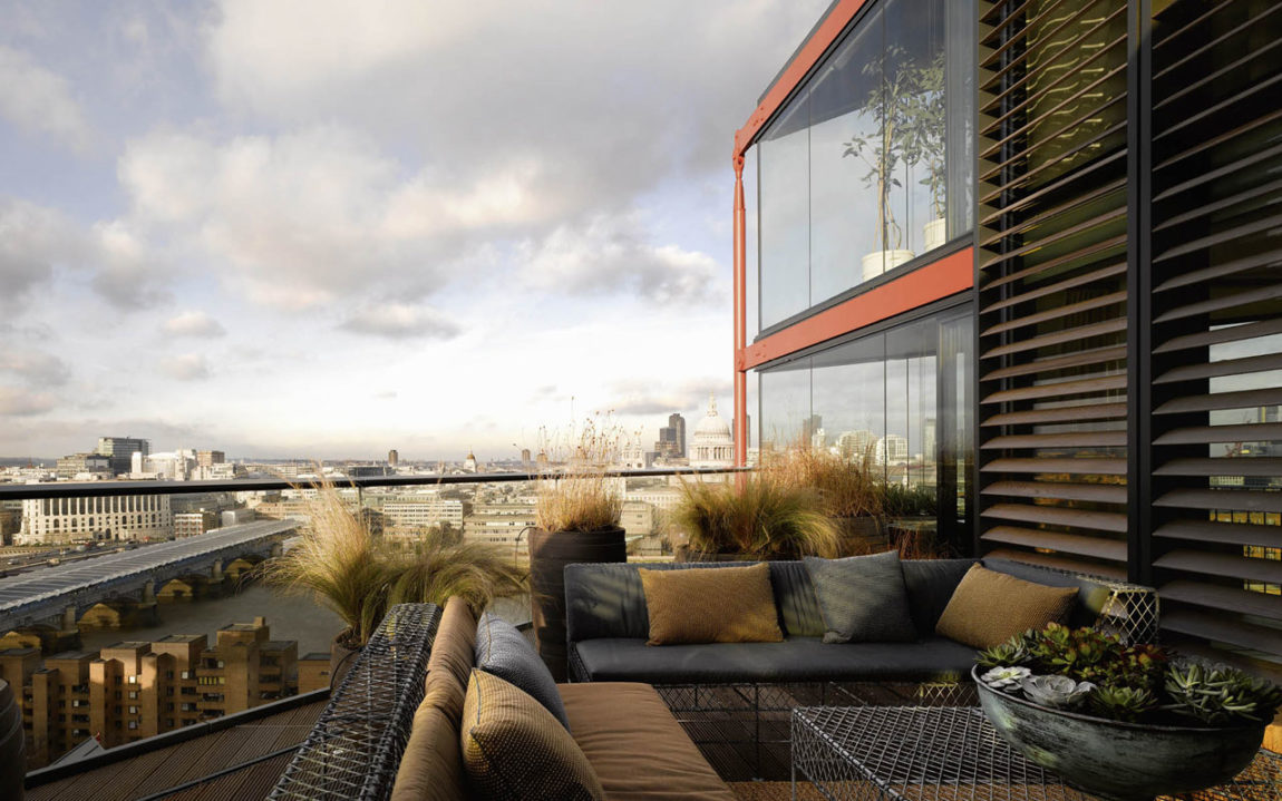 Penthouse at NEO Bankside in London (2)