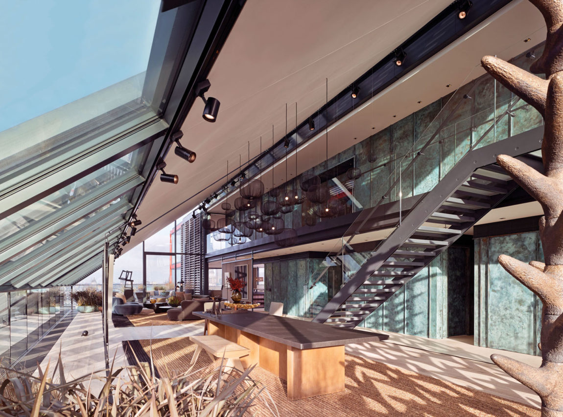 Penthouse at NEO Bankside in London (3)