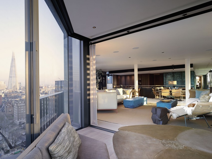 Penthouse at NEO Bankside in London (5)