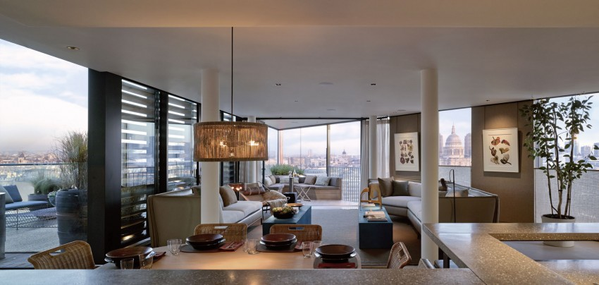 Penthouse at NEO Bankside in London (6)