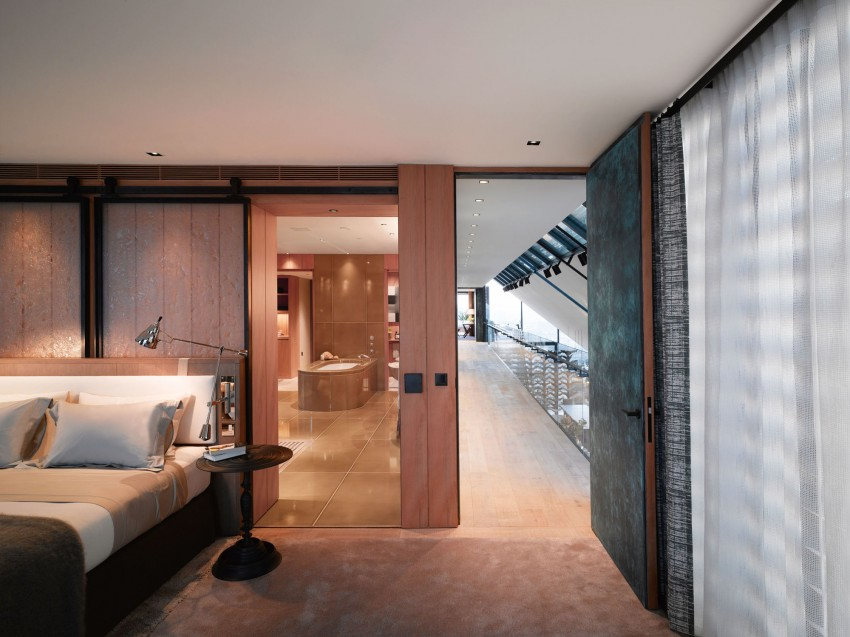 Penthouse at NEO Bankside in London (8)