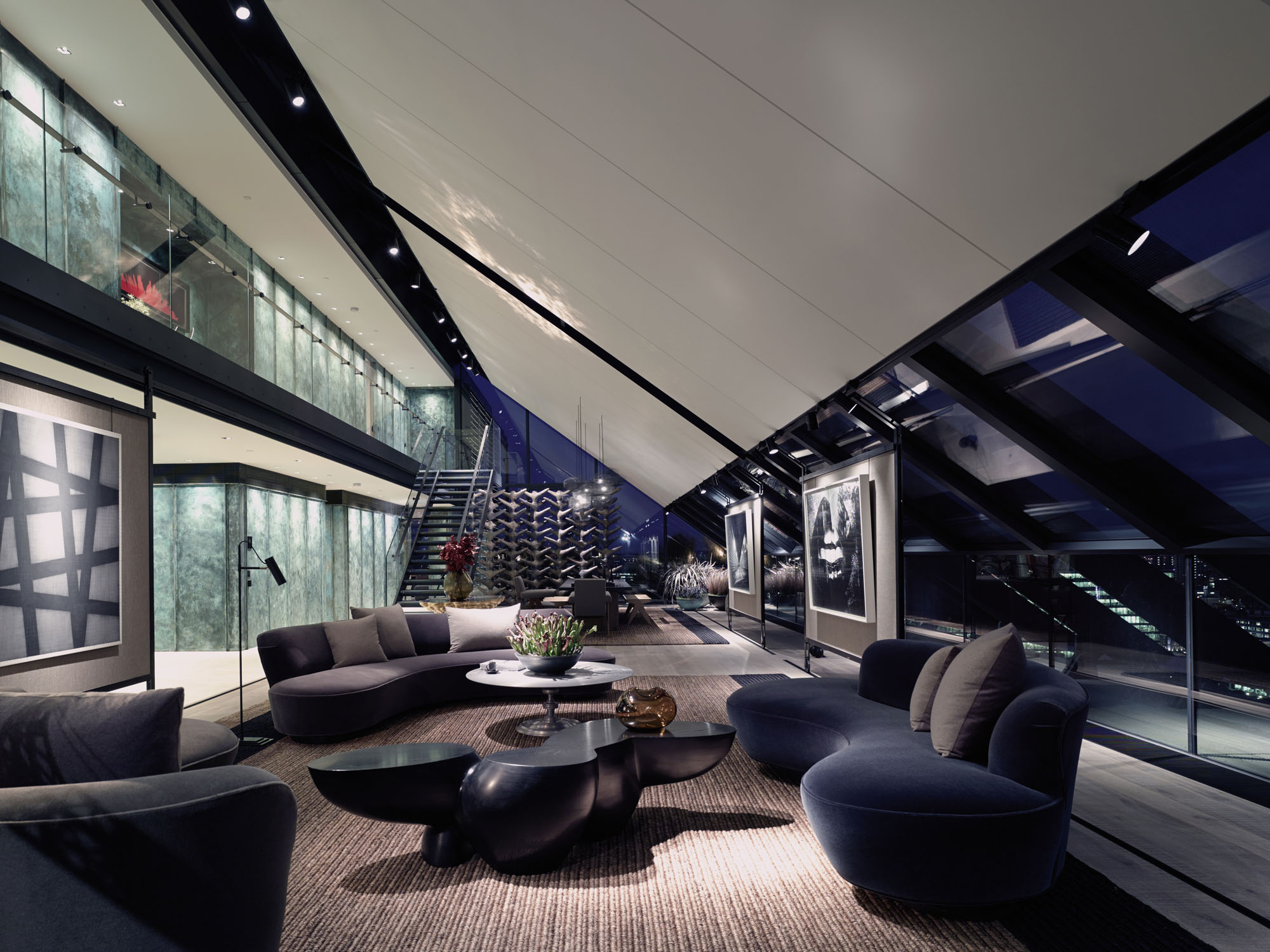 Penthouse At Neo Bankside In London