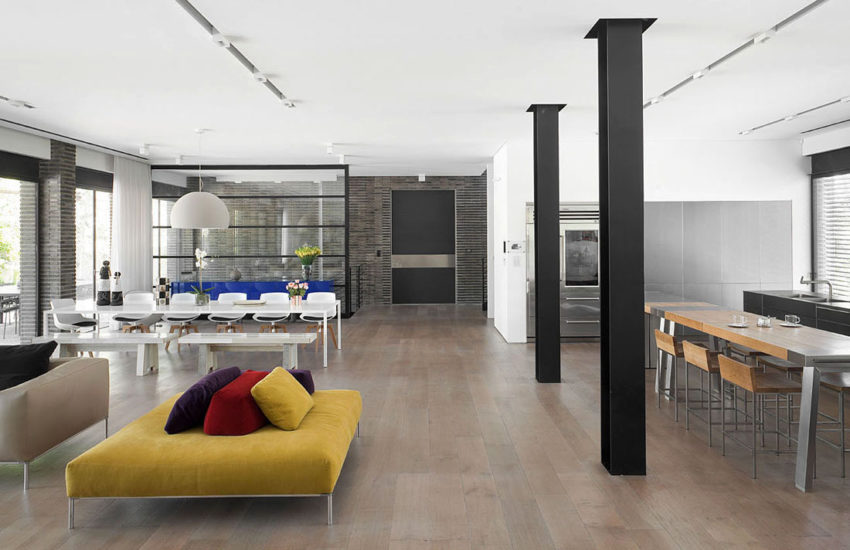 Ramat Hasharon House 10 by Pitsou Kedem Architects (3)