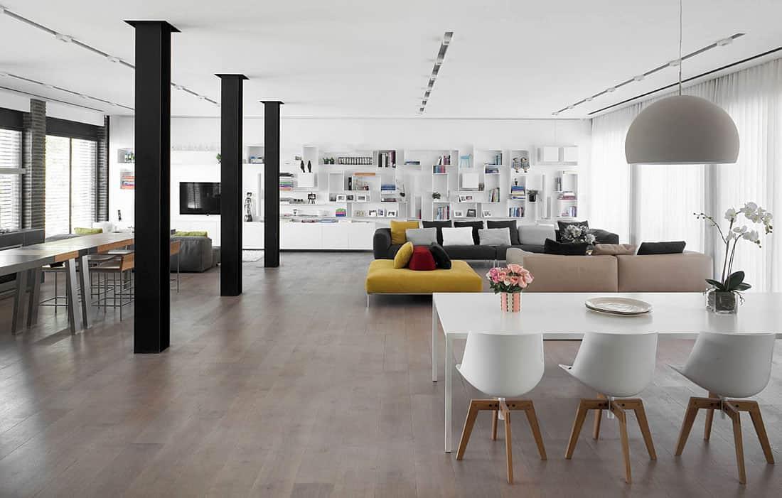 Ramat Hasharon House 10 by Pitsou Kedem Architects (4)