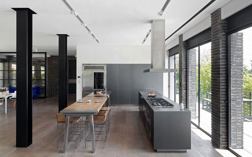 Ramat Hasharon House 10 by Pitsou Kedem Architects (5)