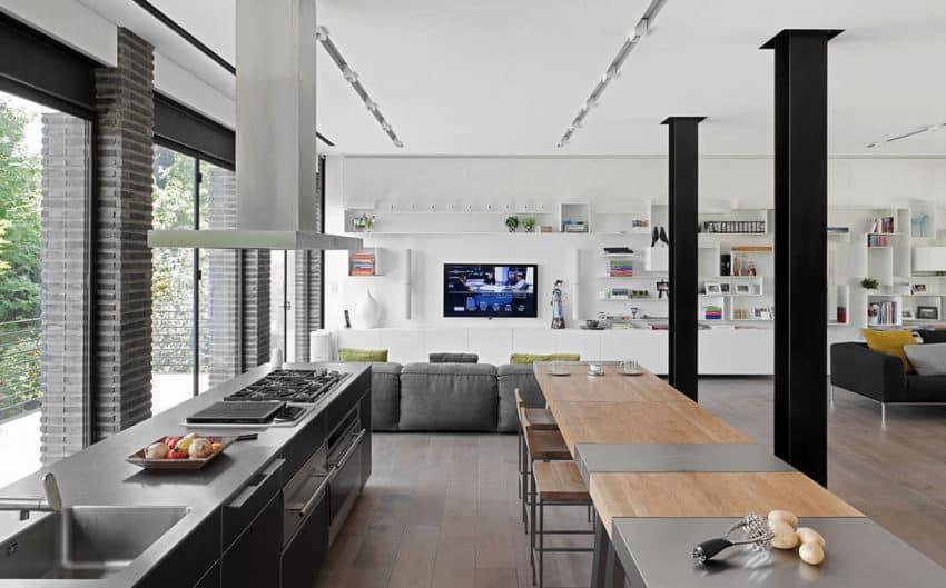 Ramat Hasharon House 10 by Pitsou Kedem Architects (8)