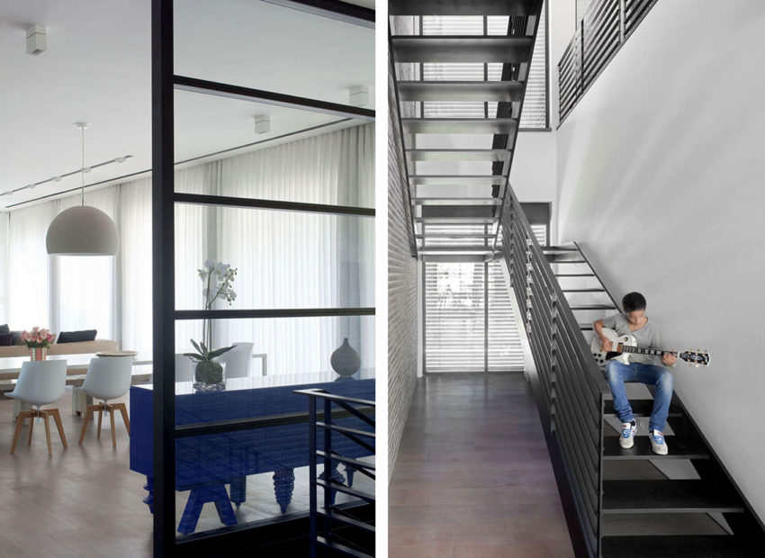 Ramat Hasharon House 10 by Pitsou Kedem Architects (10)