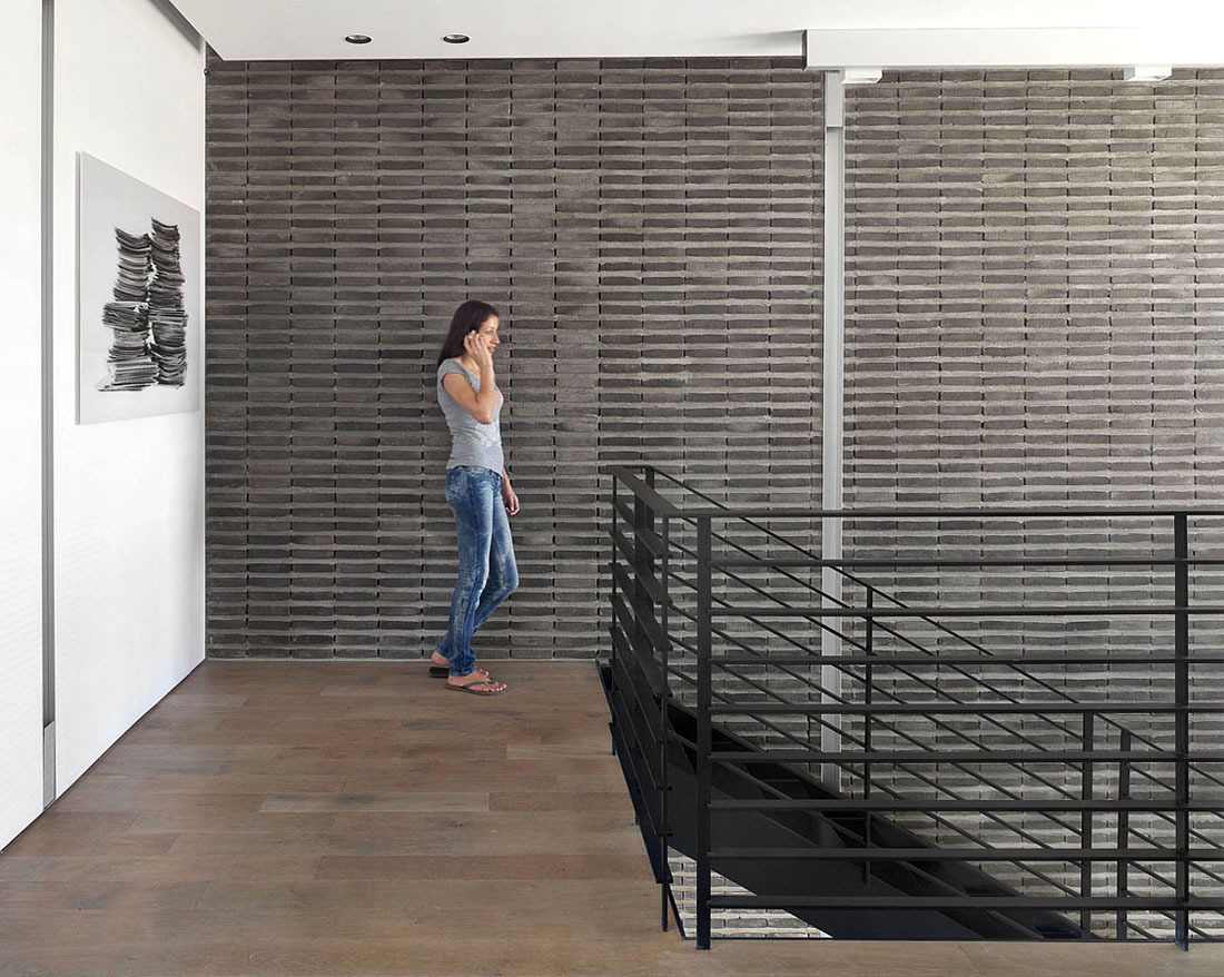 Ramat Hasharon House 10 by Pitsou Kedem Architects (11)