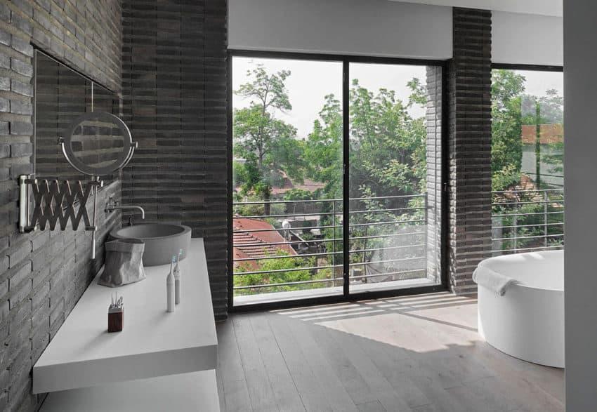 Ramat Hasharon House 10 by Pitsou Kedem Architects (16)