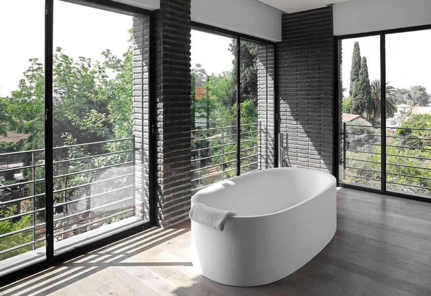 Ramat Hasharon House 10 by Pitsou Kedem Architects (17)