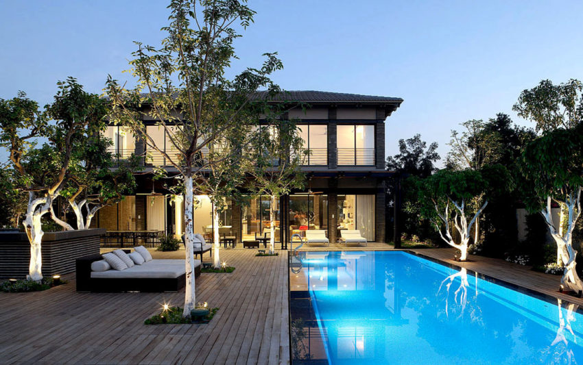 Ramat Hasharon House 10 by Pitsou Kedem Architects (18)