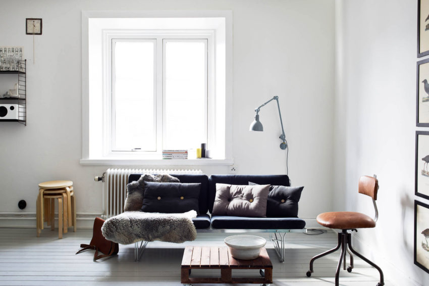 Renovated Apartment in Stockholm (2)