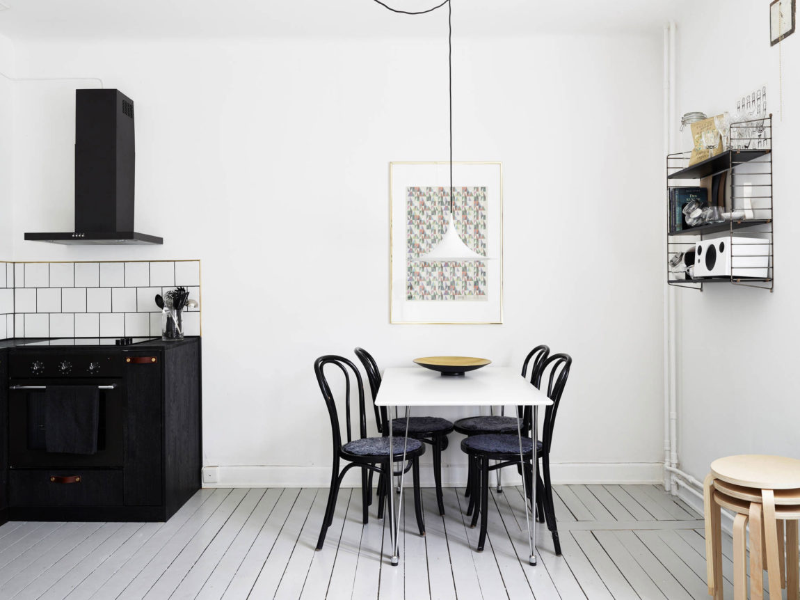Renovated Apartment in Stockholm (9)