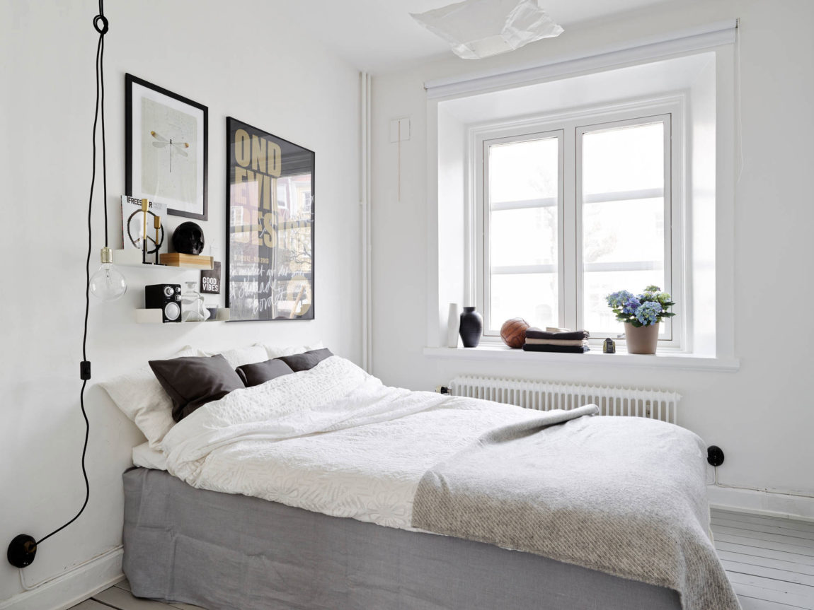 Renovated Apartment in Stockholm (10)