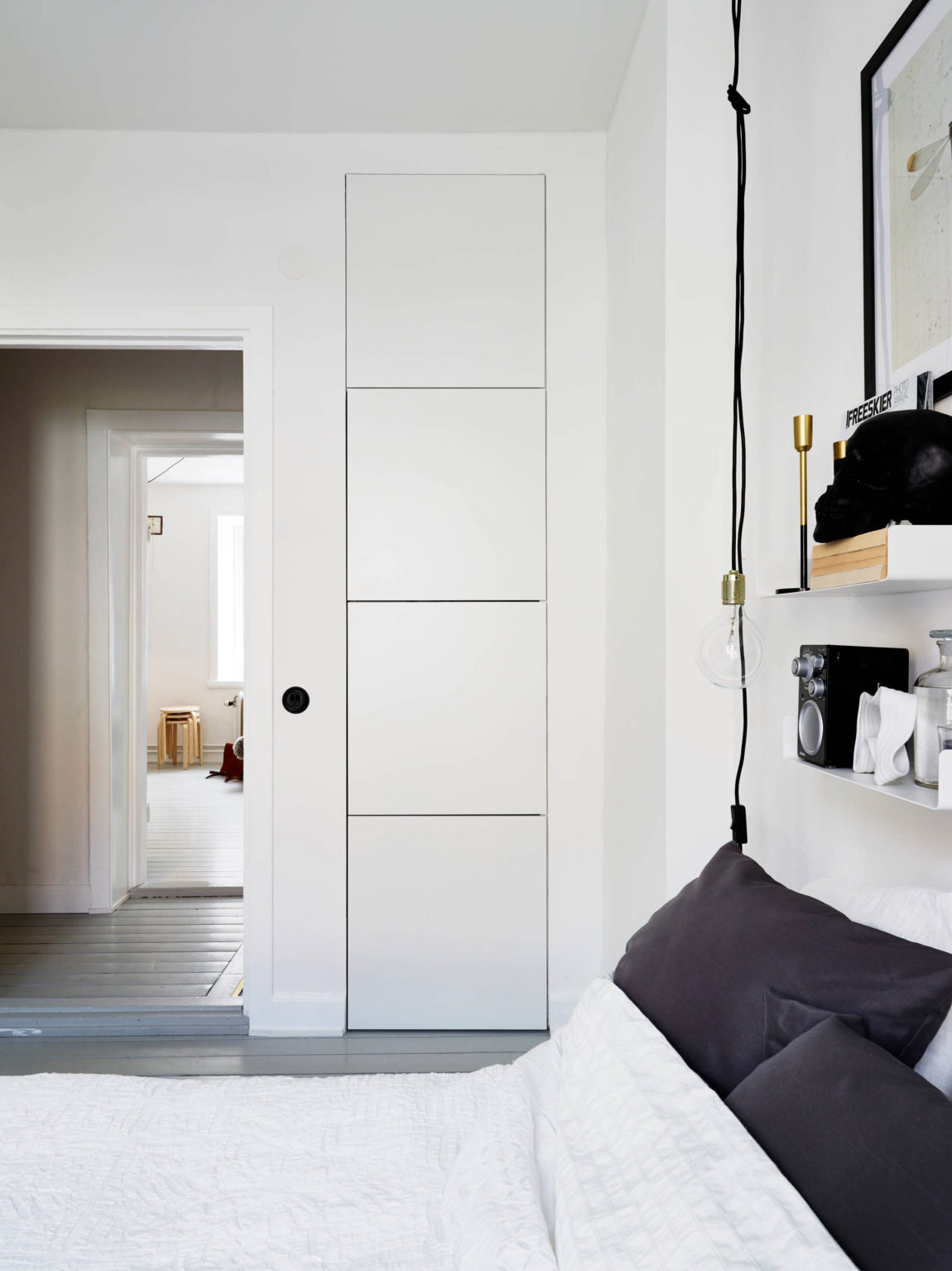 Renovated Apartment in Stockholm (12)