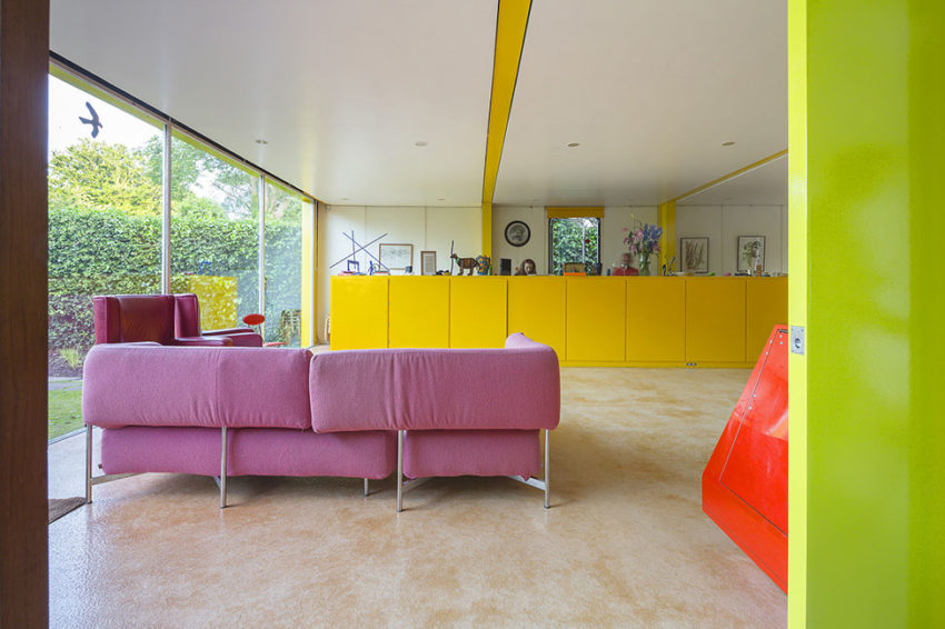Rogers' House by Rogers Stirk Harbour + Partners (4)